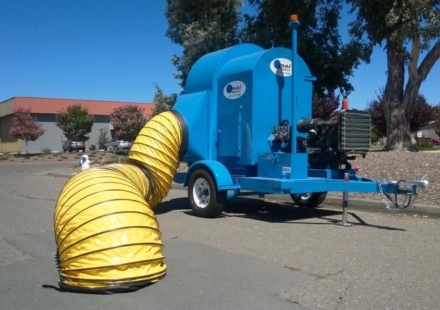Where to find BLOWER, 28  TOWABLE DSL in Santa Rosa